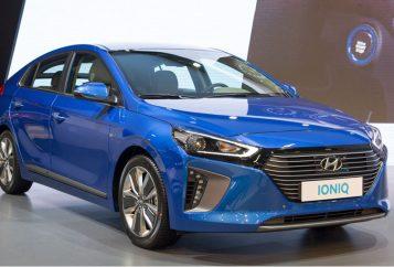 Hyundai IONIC Servis